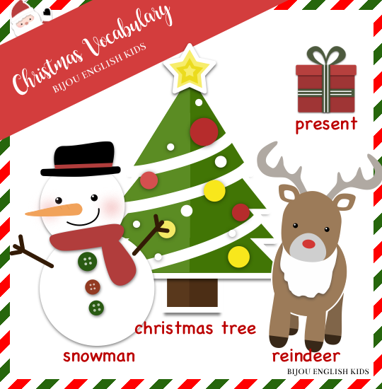 christmas_vocabulary