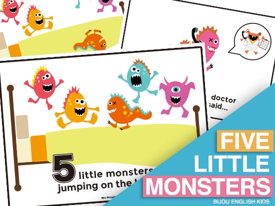 fivelittlemonsters