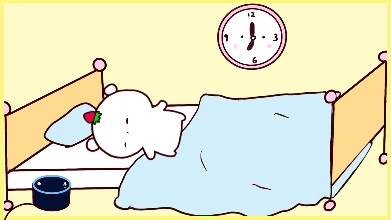 Morning Routine-Wake Up ver.-